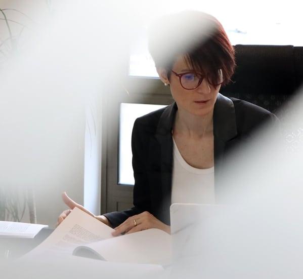 Adela Nieto sòcia fundadora i advocada a Silvestre Advocats, advocats Andorra