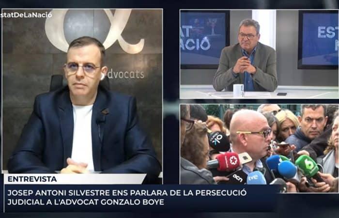 Entrevista a Josep Antoni Silvestre a Estat de la Nació