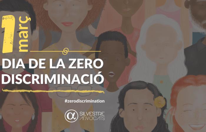 Imatge efemèride Dia de la Zero Discriminació
